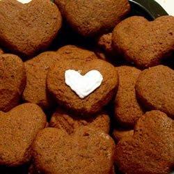 Chocolate Earl Grey Cookies