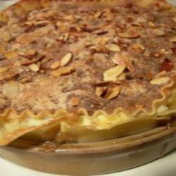 Apple Lasagna recipe