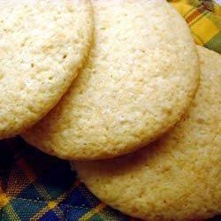Prize-Winning Sugar Cookies