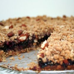 Berry Almond Bars recipe