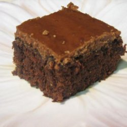 Grandma's Chocolate Syrup Brownies recipe