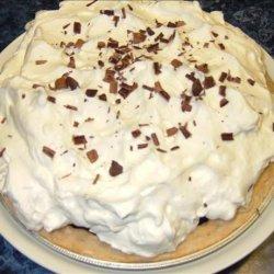 Luby's Cafeteria's Chocolate Icebox Pie