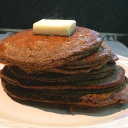 Uncle Bill's Best Buckwheat Pancakes