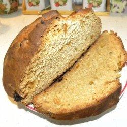 Authentic Irish Soda Bread (Bread Machine)