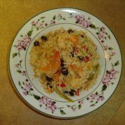 Coconut Thai Shrimp and Rice (Crock Pot)