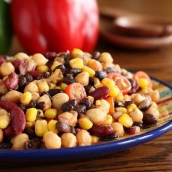 Southwestern Bean Salad recipe