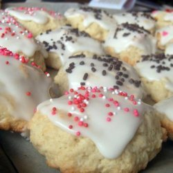 Soft Buttermilk Cookies