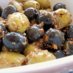 Provencal Olives recipe