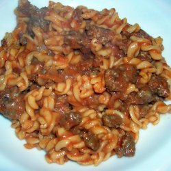 Mom's Cheap and Easy Goulash