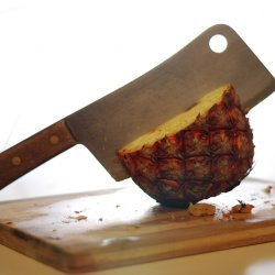 Pineapple Lentils