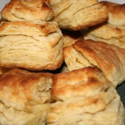 Extra-Flaky Southern Buttermilk Biscuits recipe