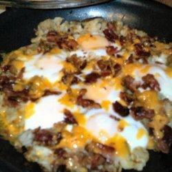Home Fries & Eggs Stove-Top Casserole