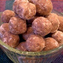 Amaretto Bon Bon Balls