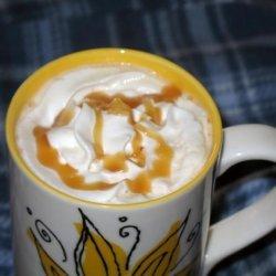Caramel Macchiato Coffee Chez Kathy