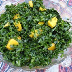 Massaged Kale Salad (Aarti Sequeira)
