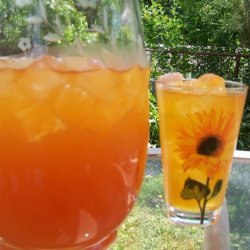Iced Rooibos and Mango Tea recipe