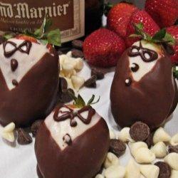 tuxedo  Chocolate Covered Strawberries