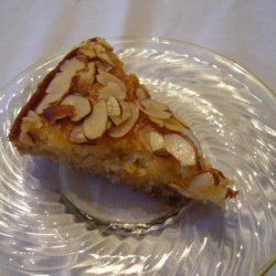 Almond Cake from Albufeira, Portugal