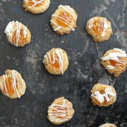Apricot Thumbprint Cookies