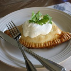Now and Later  Vegetarian Empanadas