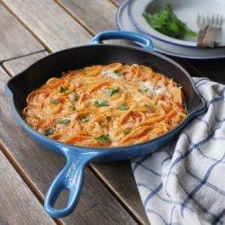 Frittata Di Spaghetti (spaghetti Frittata)