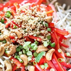 Sesame Bean Sprouts