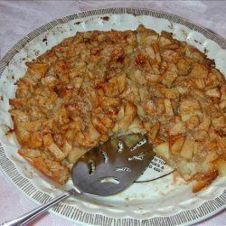 Family Favorite Apple Pancake
