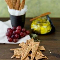 Rye Crackers
