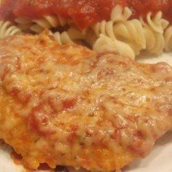 Quick & Easy Chicken Parmigiana