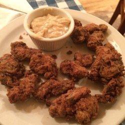 Chicken Gizzards-N-Gravy