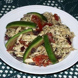 Ferris Wheel Chicken Salad