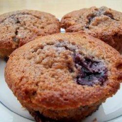 Cheery Cherry Muffins