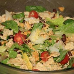 Southwest Salad Mcswap
