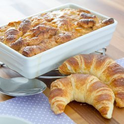 Nigella Lawson  Caramel Croissant Pudding
