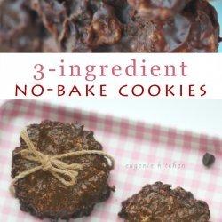 3 Minute No Bake Cookies