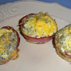 South Beach Diet Bacon Egg Muffins recipe