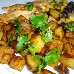 Potatoes With Indian Spices