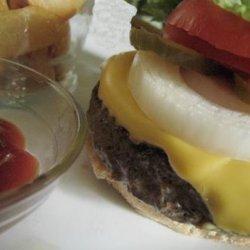 Steak and Burger Marinade