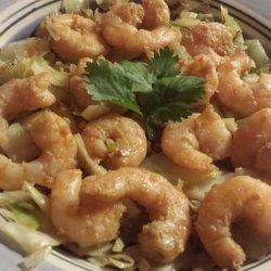 Thai Shrimp and Cabbage Stir-Fry (Low Carb)