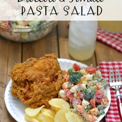 Tomato-Pasta Salad