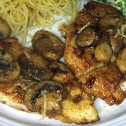Romano's Macaroni Grill Chicken Marsala recipe