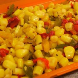 Festive Skillet Corn