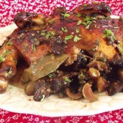 Chicken Marbella - Silver Palate Cookbook