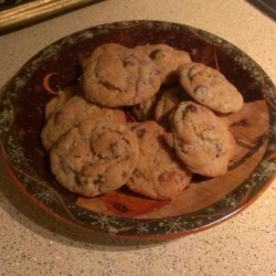 Nestle Toll House Chocolate Chip Cookies (High Altitude)