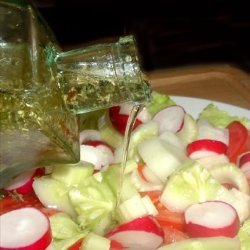 Oil and Vinegar Salad Dressing recipe