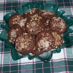 Pecan Rolo Cookies recipe