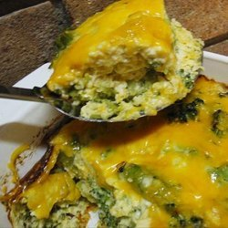 Broccoli- Cheese Casserole