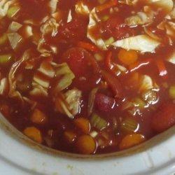 V-8 Soup