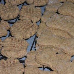 Peanut Butter Puppy Cookies