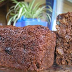 Caribbean Christmas Cake (Known As Black Cake)